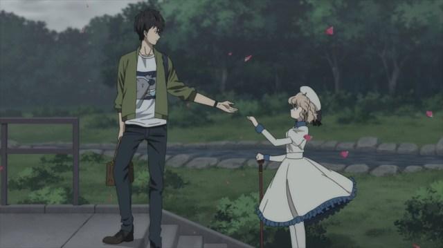 InSpectre Episode 12 Kurou and Kotoko