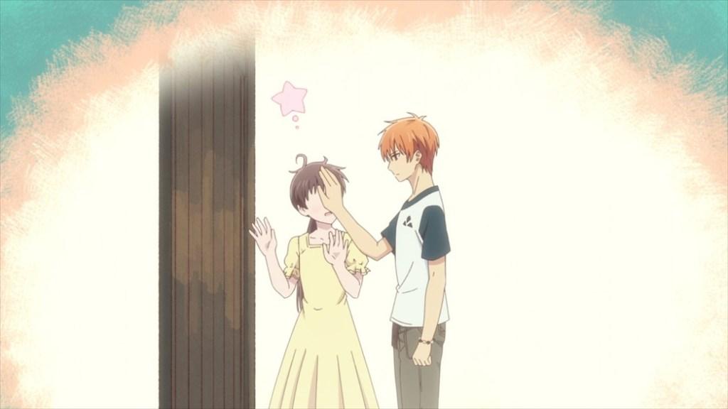 Fruits Basket Episode 27 Kyo and Tohru