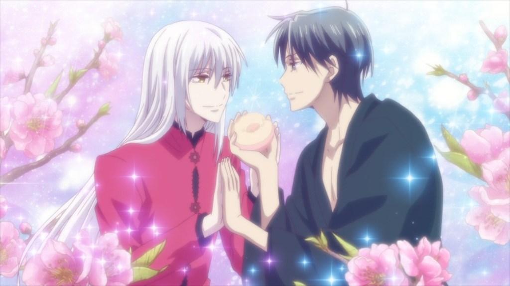 Fruits Basket Episode 28 Ayame and Shigure