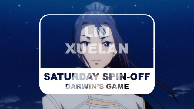 The Otaku Author Saturday Spin-off Darwin's Game Liu Xuelan