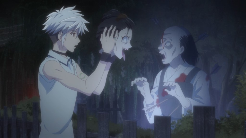 Fruits Basket Episode 30 Haru reunites Mother and Son