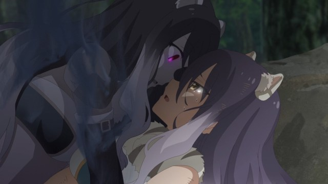 Princess Connect ReDive Episode 6 Shiori attacked by Shadow Clone