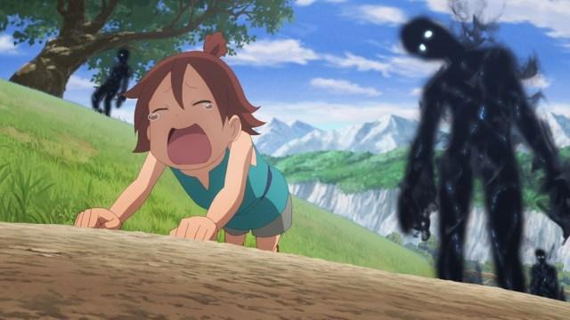 Princess Connect ReDive Episode 7 Shadows attack the village