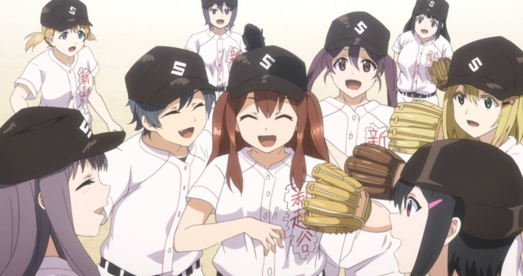 Tamayomi The Baseball Girls Episode 6 The First Win