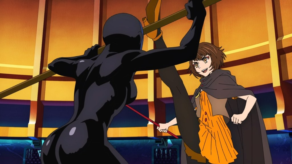Tower of God Episode 5 Endorsi Jahad fighting Lady in Black