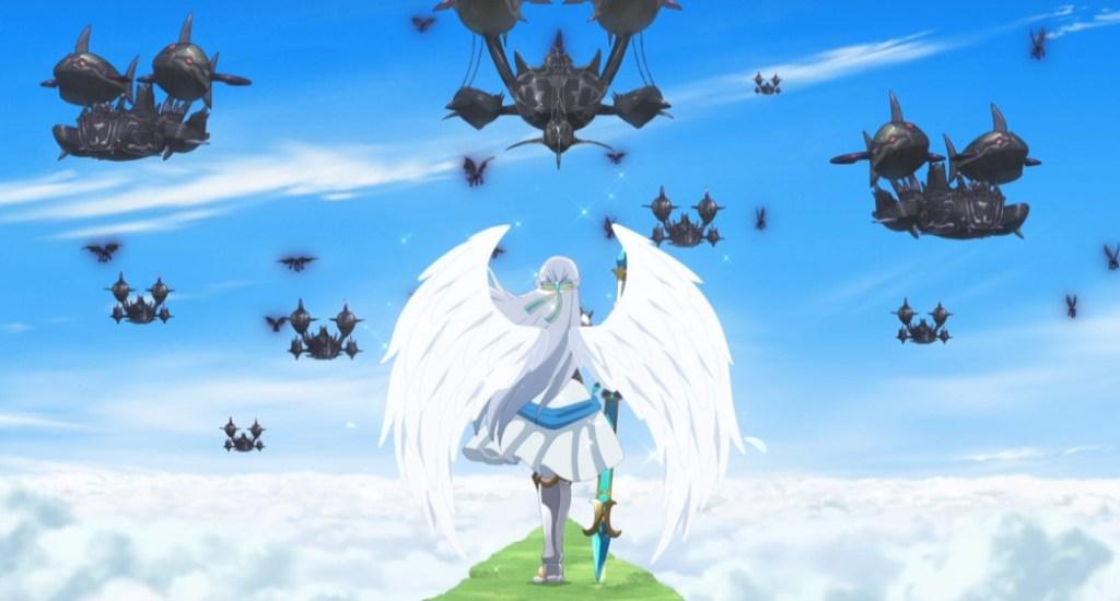 Shironeko Project ZERO Chronicle Episode 9 The Darkness Attacks