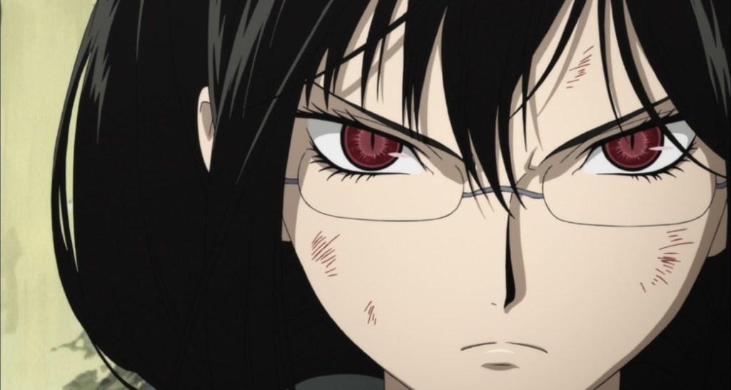 Blood C Episode 8 Saya's Mad