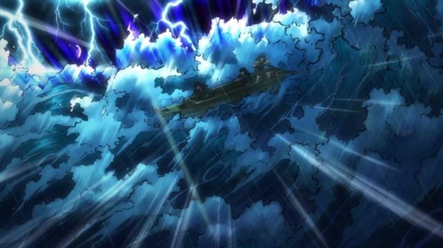 Gibiate Episode 1 A Samurai and a Ninja Transported into the Future