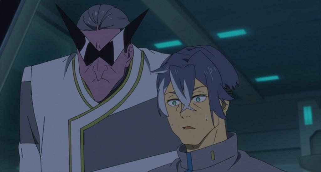 Decadence Episode 8 Hugin and Minato