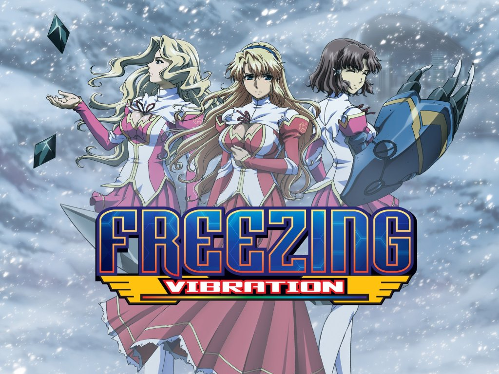 Freezing Vibration Title