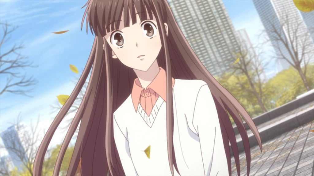 Fruits Basket Episode 44 What can't Tohru give up