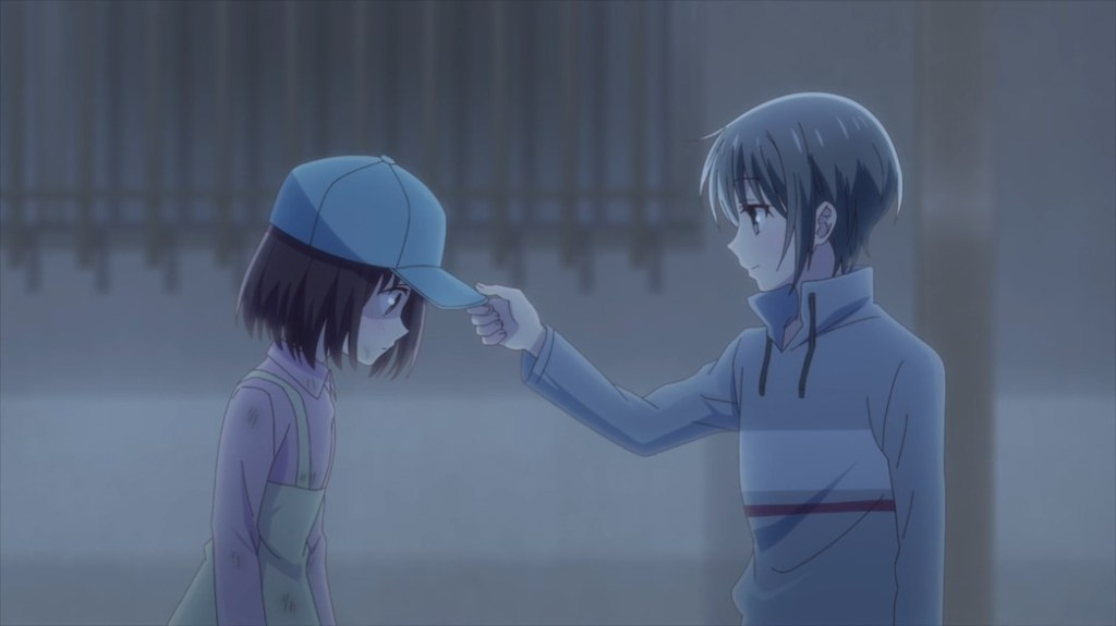 Fruits Basket Episode 46 Young Tohru and Yuki