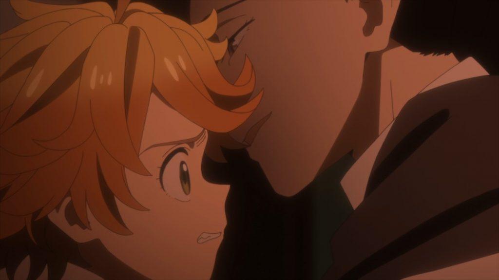 The Promised Neverland Episode 10 Mom warns Emma