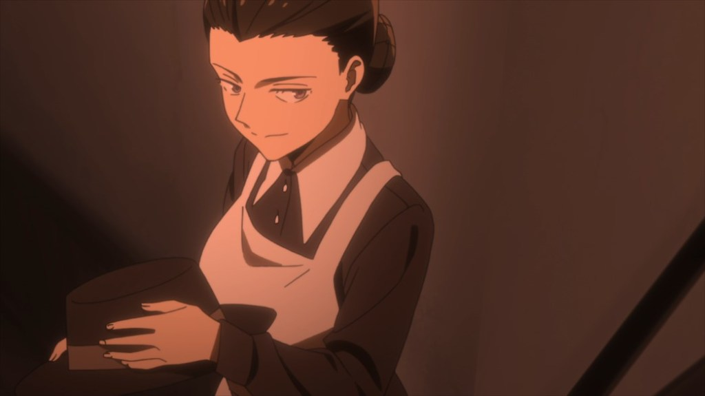 The Promised Neverland Episode 10 Mom
