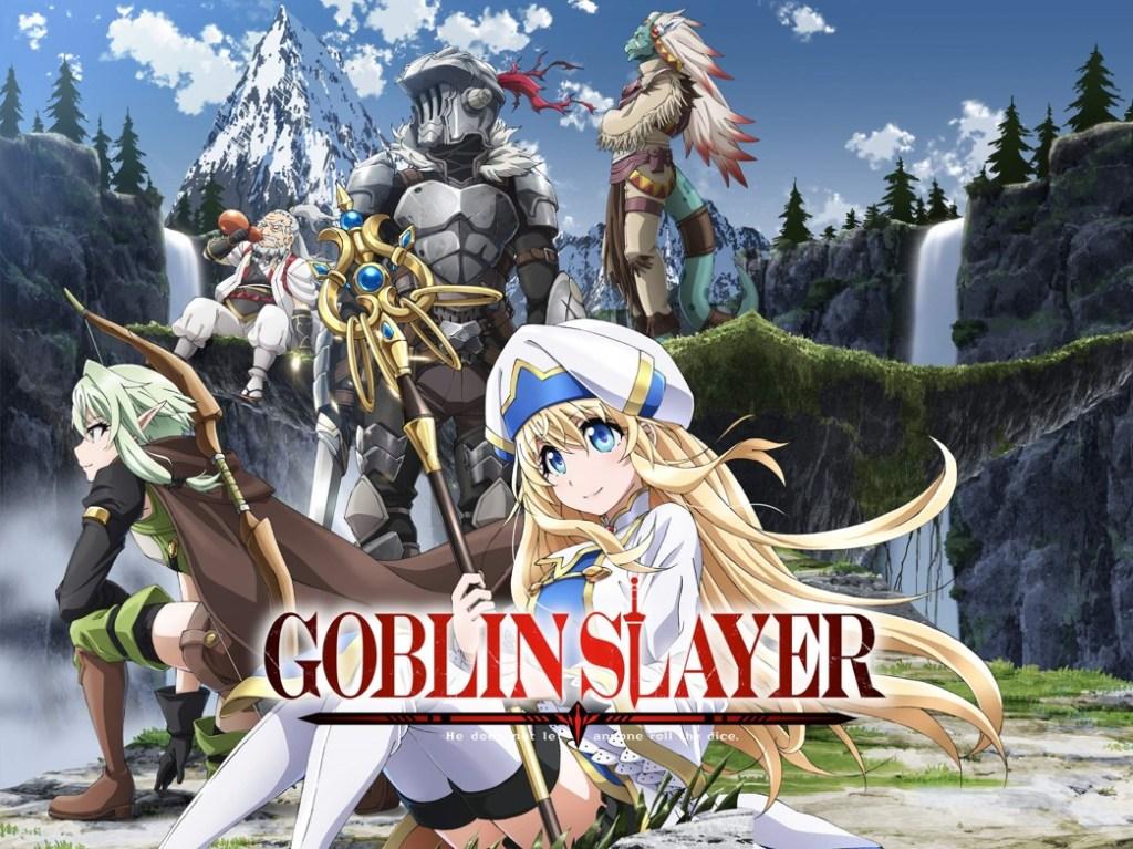 Goblin Slayer Title