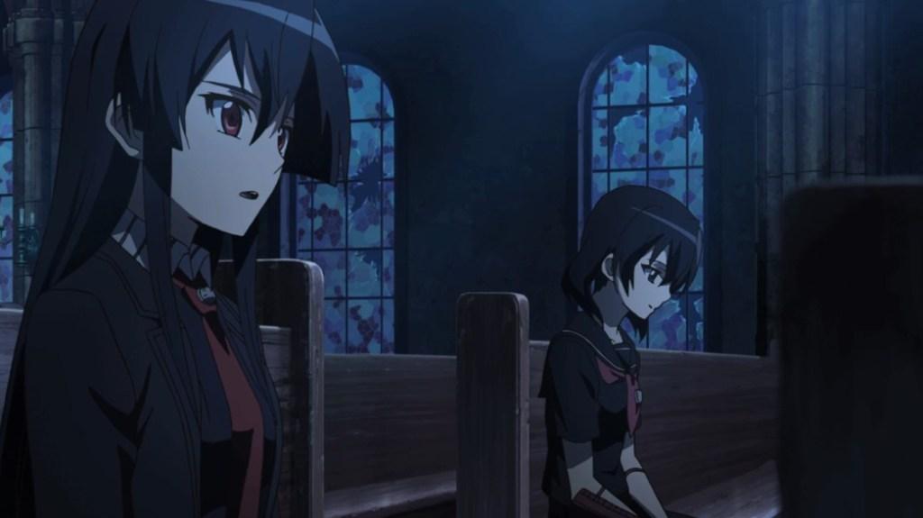Akame ga Kill Episode 22 Akame and Kurome
