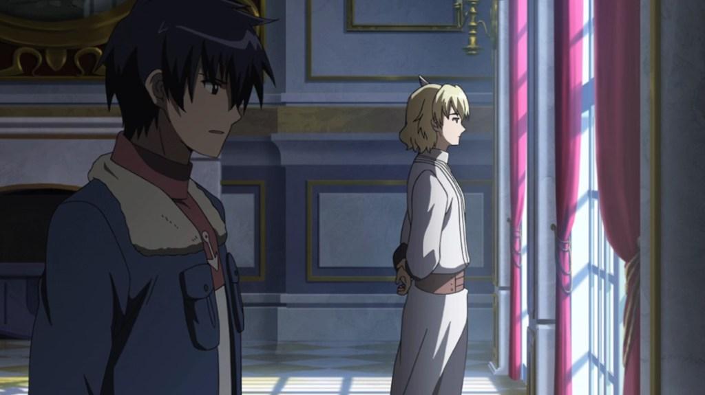 Akame ga Kill Episode 22 Wave and Run