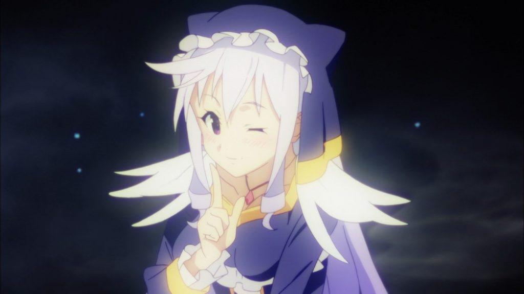 KonoSuba Episode 7 Eris