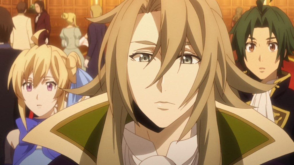 Record of Grancrest War Episode 7 Villar Siluca and Theo