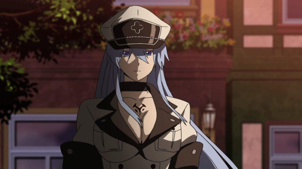 Akame ga Kill Episode 24 Esdeath