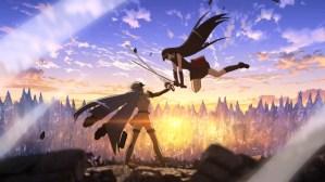 Akame ga Kill Episode 24 Esdeath and Akame exchange blows