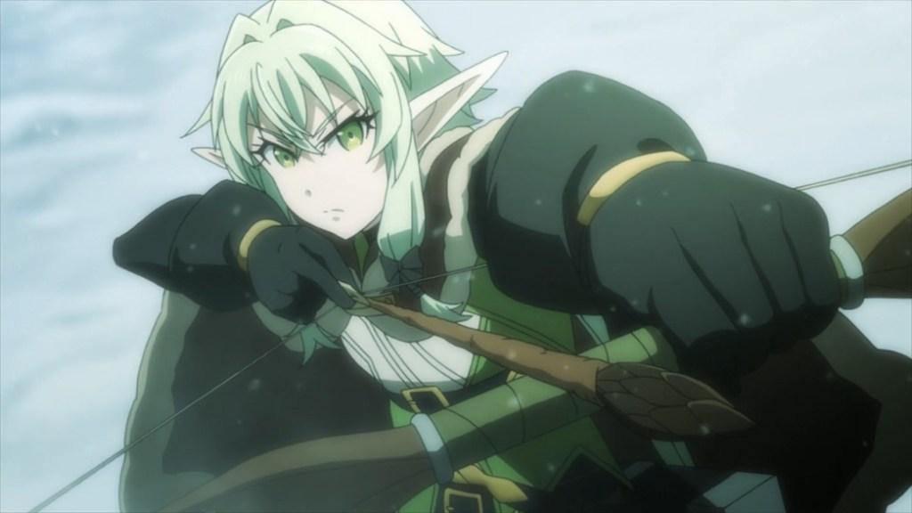 Goblin Slayer Goblin's Crown Elf Archer