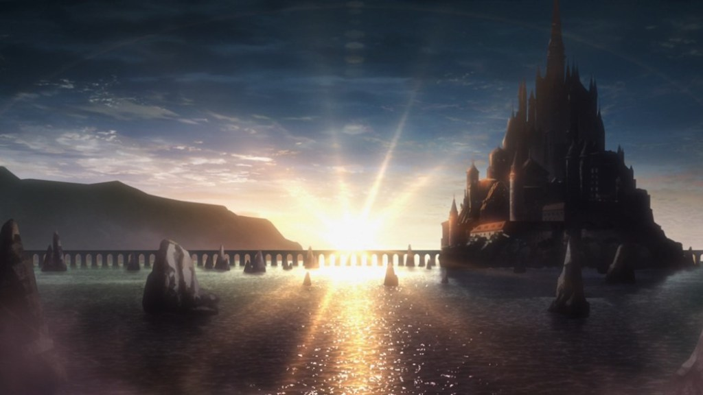 Record of Grancrest War Episode 11 Unicorn Castle