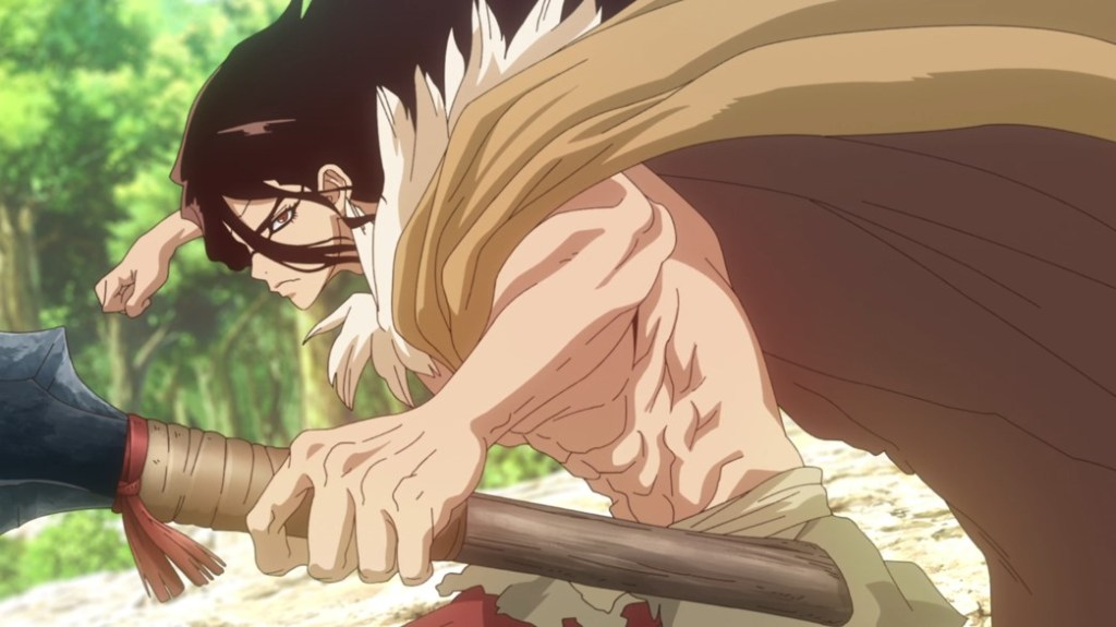 Dr Stone Stone Wars Episode 8 Tsukasa