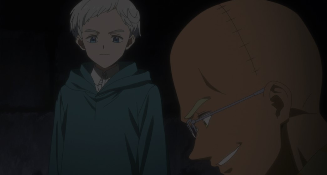 The Promised Neverland Season Two Episode 10 Vincent and Norman