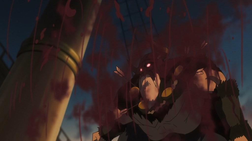 Record of Grancrest War Episode 19 The Sea King Berserker
