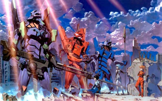 Neon Genesis Evangelion - Gêneros japoneses de Animes e Mangas