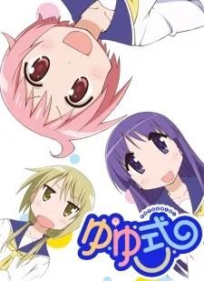 Yuyushiki - Animes que merecem uma segunda temporada