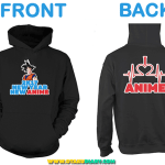 best anime new year hoodie