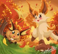 Seasons_of_Saria___Autumn_by_BehindtG