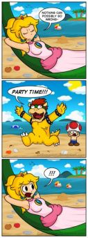 bowser_s_beach_badness_by_gabasonian-d6kj603