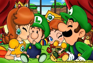 luigi_and_daisy___our_littles_sweeties_by_princesa_daisy-d4tf59l