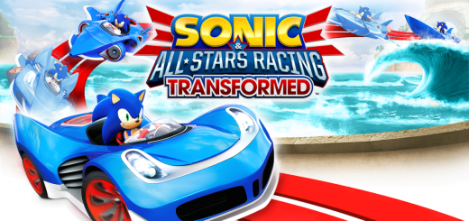 Sonic All Star Racing