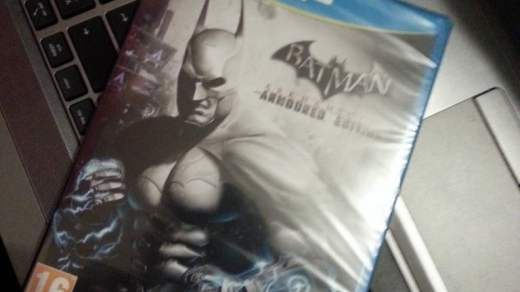 Batman Arkham City Wii U