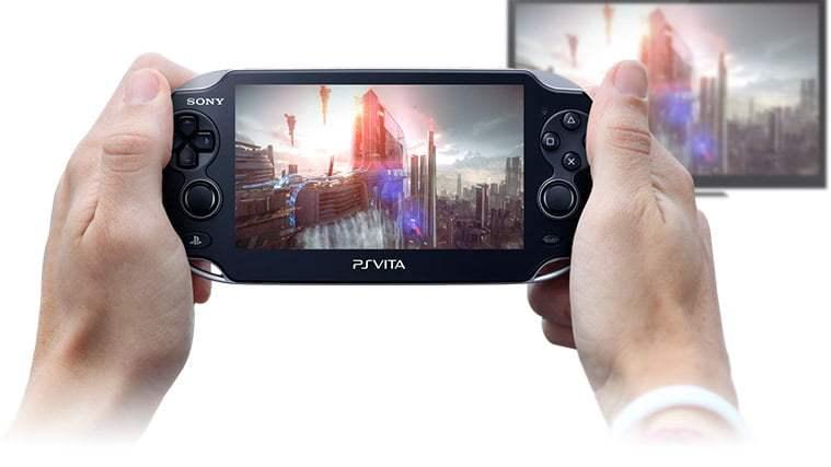 La PS Vita, manette de luxe pour PS4 ?