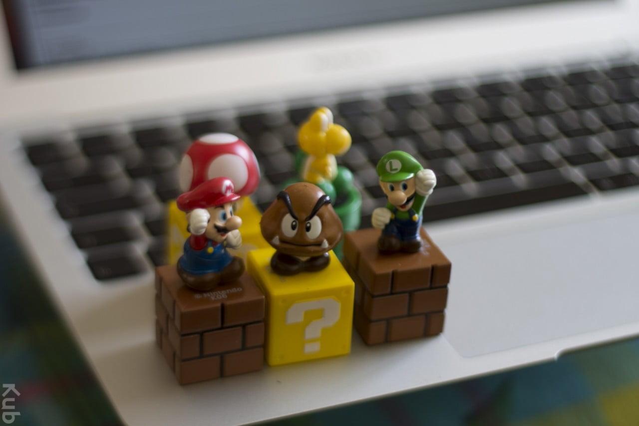 Mario's family