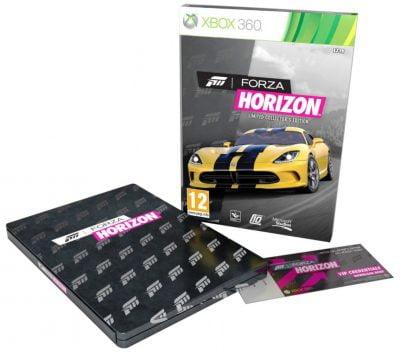 Forza Horizon - édition collector (24€38)