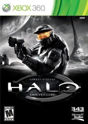 Halo Anniversary Combat Evolved