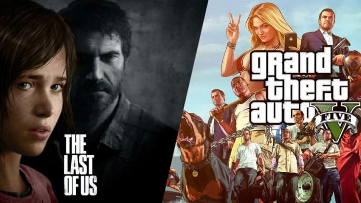 The Last of Us ou GTA 5. Il va falloir choisir mes otakus !