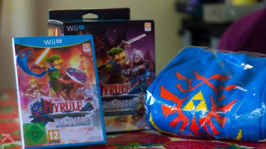 Hyrule Warriors Edition Collector (Wii U)