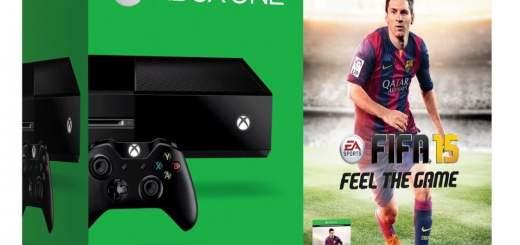 Xbox One + Fifa 15 est en promotion !