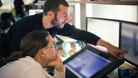En France, les studios s'accrochent à leurs CDI