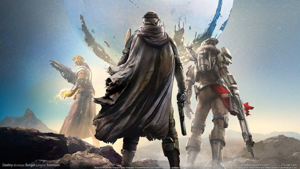 Destiny sur PS4 & Xbox One.
