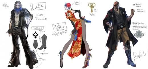Bayonetta 2 Artworks