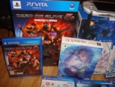 Collection PS Vita (5)