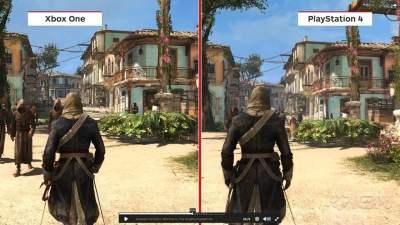 Ce genre de comparatif PS4/Xbox One pullule sur Youtube.